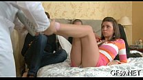 sex three-some lusty gets Sweetheart