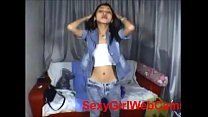 Very Hot Young Hong Kong Girl Dancing on Cam - ...