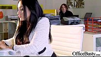Busty Office Girl (audrey bitoni) Get Busy In Hardcore Sex Scene clip-06 porn videos