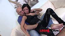 Hot Escort Liana fucked hard in the ass by mons...