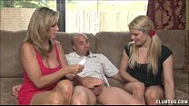 Cock Jerking Lesson For The Hot Teen
