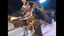 brasil do carnaval Garota