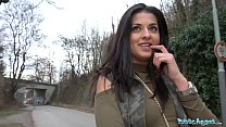 Public Agent Outdoor orgasms for Serbian beauty porn videos