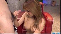 Cock suckingKokoa Ayane loves to swallow