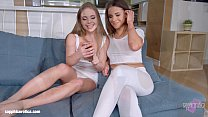 erotic sapphic on brown emma and jane alessandra with way lesbian the Lovemaking