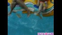 tai phim sex -xem phim sex Mai Sakurai and babes are touched at pool