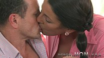XXX MOM Mature Brunette gets creamed Videos Sex 3Gp Mp4