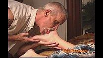 Daddy uses little TEEN as SLUT HOLE thumbnail