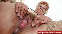 closeups twat unshaved grandma Woolly