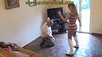 busting boots with extreme christyna Miss