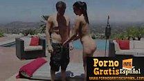 pornogratisespañol.com - masaje un de despues sexo el que mejor Nada
