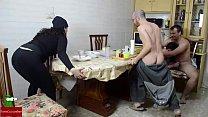 gui002 leche quieren gorda mujer y madura mujer desayuno. el en Orgía
