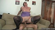 meat big his on jumping chick Old