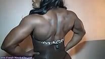 nation... at dominguez victoria Femalemuscleclips,