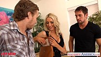 threesome in cocks two fuck and suck starr emma mom Busty