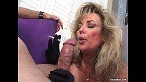 cock sucks and smokes mature blonde Sexy