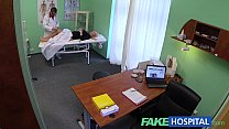 fakehospital thick beautiful blonde lets the doctor do as he please