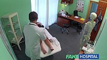 FakeHospital Thick beautiful blonde lets the doctor do as he please porn videos