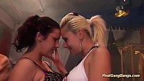 gangbang fuck orgy with german girls