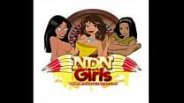 NDNgirls.com native american porn - Jessie Lynn POV blowjob