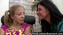 RealLesbianExposed - Mommy Knows How to Comfort...