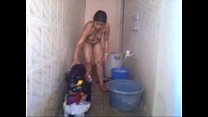 Bangalore madhu aunty washing cloth part 2