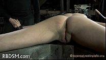 Babe gets lusty love tunnel prodding