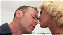 Director Rocco fucks his new blonde chick Dyana...