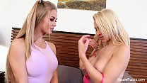 Nicole Aniston & Alix Lynx Threesome