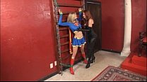 The Violation of Super Girl - Alli Rae, Kendra James porn videos