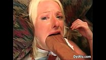 butthole her fists bitch blonde Hot