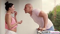 Babes - Step Mom Lessons - Threes Company starring Eveline Dellai and Jenny Simons and Figi clip