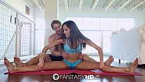 dick for open wide are legs flexible amours chloe - Fantasyhd