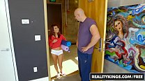 sparks all - latinas street 8th - Realitykings