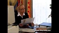 sex office daisy milf French