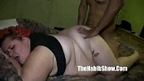 fuck hooded by rican mixed bbw fucks dick Monster