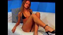 Stunningly beautiful webcam girl IbizaSunrise t...