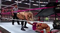 2016 cell a in hell wwe ass hot banks Sasha