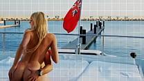 Prostitute a Barcellona, un addio al celibato d...