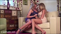 DANIELLE MAY & LEXI LOWE IN DOUBLE TROUBLE BY APDNUDES.COM