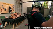 behind the scenes at playboy tv