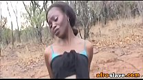 african slave gets pussy stretched outdoorsfick vol1 3 edit ass 2