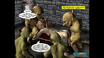 3d comic world of neverquest chronicles 1