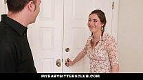 MyBabySittersClub - Teen Baby Sitter Caught and...