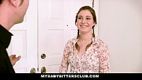 MyBabySittersClub - Teen Baby Sitter Caught and...