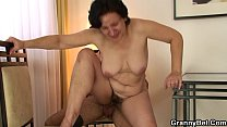 fucked and up picked is tourist Granny