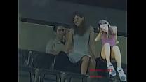 pillados en el estadio [sexo español amateur casero]