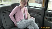 paige goes cowgirl sex position in the cab with the driver