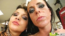 pu... the in smashed gets duo teen hot teens Tamed