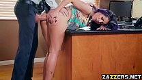 Yurizan Beltran fuck by her therapist from behind porn videos